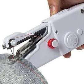 Handheld sewing staching machine