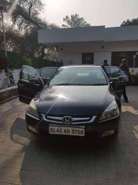 Well Maintained Honda Accord 2007 Model in Excellent Condition!