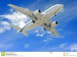 Open vacancy for airport staff