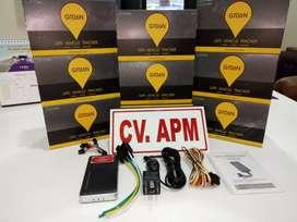 GPS TRACKER gt06n pengaman taxi online/mobil rental, plus server