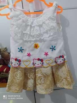 Preloved baju bayi muat sampai 6 bulan