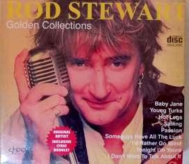 CD original segel Rod Stewart 'Golden Collection'