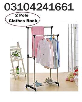 Double Pole Hanger kids to help you get things done faster. Don't let