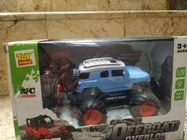 mainan anak baru mobil remot baru yah