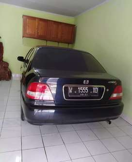 Honda City Z 2001 MS
