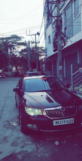 Skoda Superb 2010 Petrol Well Maintained