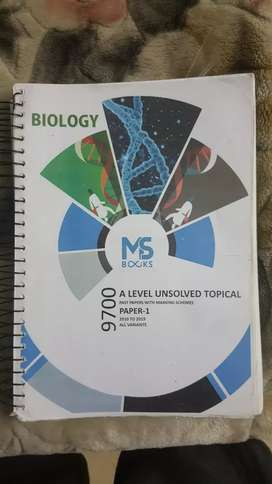 AS level Biology topical