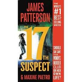 THE 17th SUSPECT James Patterson