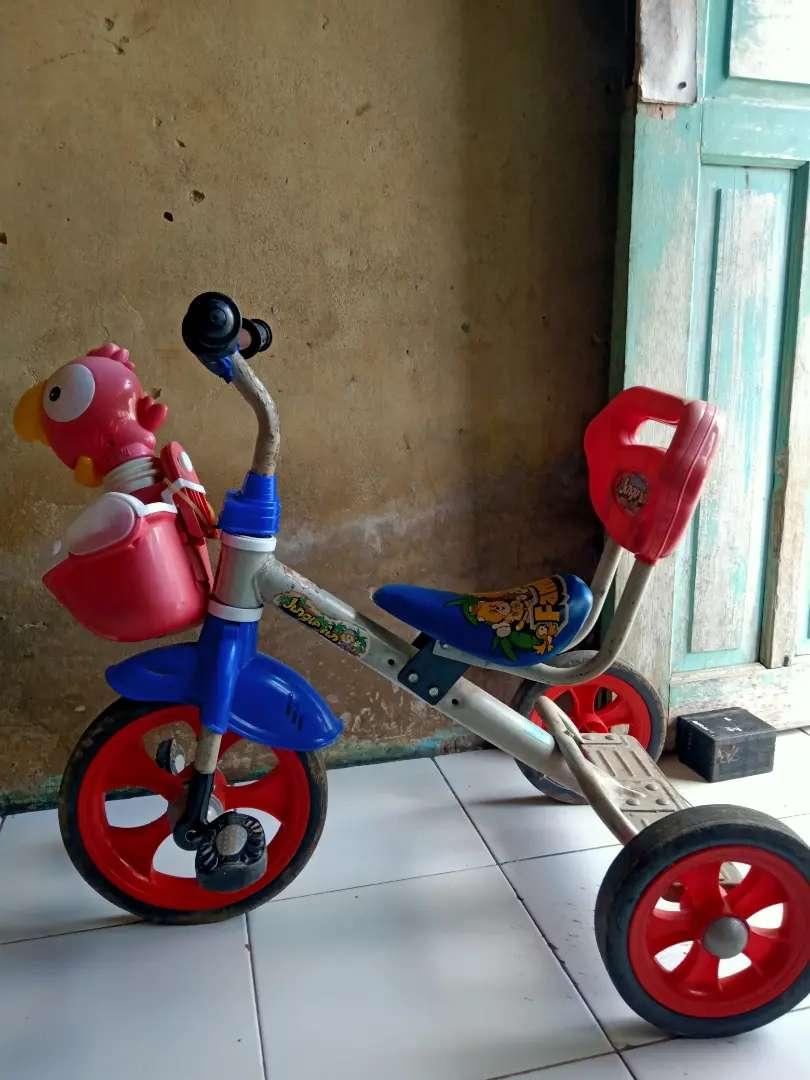 Jual Sepeda Anak Roda 3 Merek Family 0