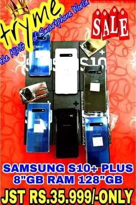 TRYME 8Gb/128Gb SAMSUNG S10+ Full Kit Box