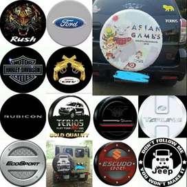 Cover/Sarung Ban Honda CRV/Rush/Terios/Panther/Hummer take Silakan Don