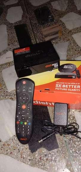 2 Distv HD box