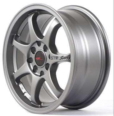 Toko King Velg GTR SPORT 514 HSR R15X65 H8X100-114,3 ET38 SMG 0