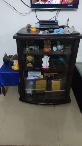 Dressing table and Tv showcase
