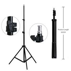 7 Feet Long height Ring Light Stand Available