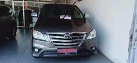 Toyota Innova G MT 2.0 cc th 2015 siap pakai