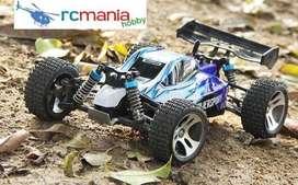 WL A959 Vortex Buggy 118 2.4Ghz 4WD RTR rcmania hobby - Biru