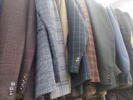 Bulk Readymade Coats for sale