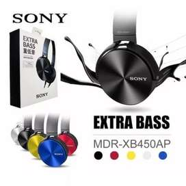 Headphone Extra Bass SONY MDR 450AP