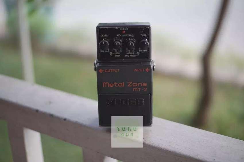 BOSS MT-2 Metal Zone 0