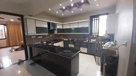 3 bed portions with Roof in johar