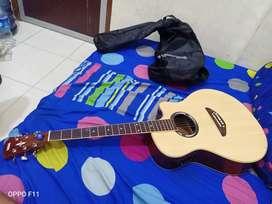 Gitar Yamaha APX500 Akustik kondisi 100% mulus
