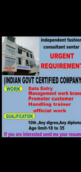 indian brand pramoding opportunity and work opportunity