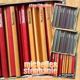 M&S TOOLSERA24 - 2020  (10PCS) Pensil Tukang Makita