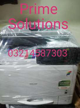 Black and white body of color Photocopier with printer and scanner