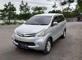Toyota all new Avanza G manual bs kredit