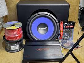 Paket suara bagus di ( FM audio )