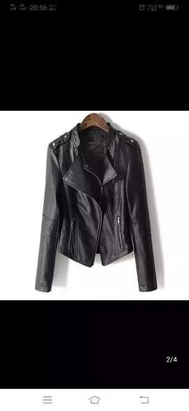 Urgent sale Leather jacket