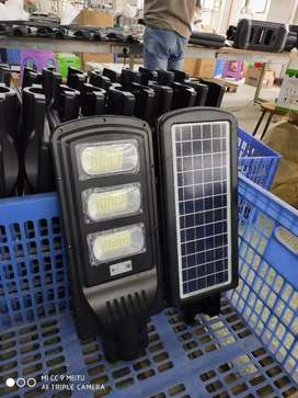 Solar led Garden light ip65 all in one solar led streetlight avble in
