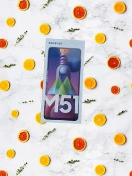 DISINI MURAH SAMSUNG M51 8/128 7000MAAH