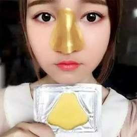Masker hidung masker gold