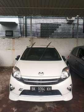 Toyota Agya TRD Sportivo AT 2016 DP 18 juta
