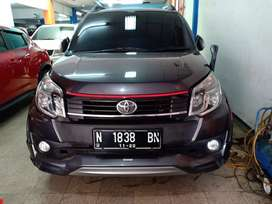 Rush S TRD Sportivo Ultimo Manual,2017 Ready(Faiz)