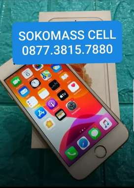 PRODUK TERBAIK : IPHONE 6S (64GB) ROSE GOLD - SOKOMASS CELL