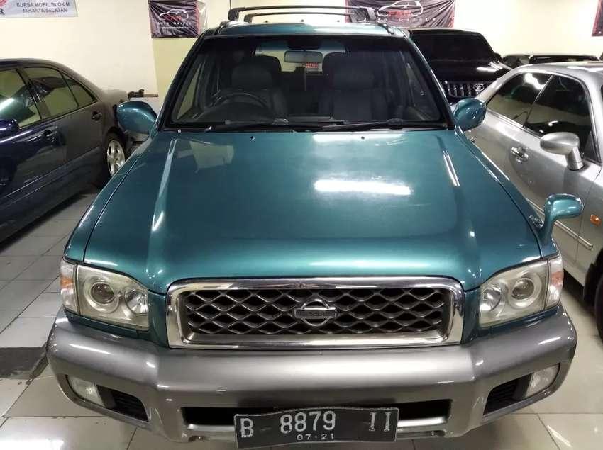 Nissan pathfinder siap gas 0