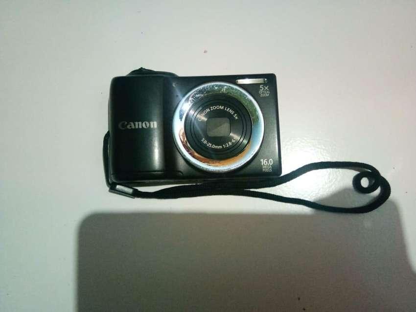 Canon PowerShot A810 Kamera Digital Murah Baterai Mulus Bu butuh uang