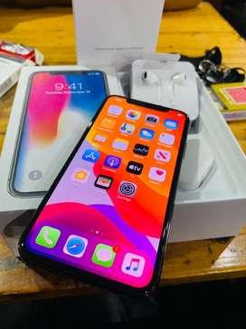 Iphone x 64 fulset all operator