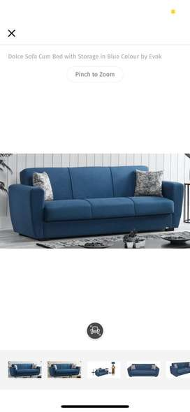Dolce sofa from Pepperfry