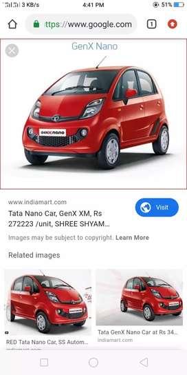 For lease Tata Nano