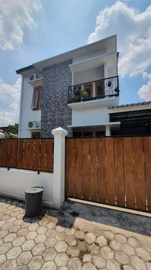 Rumah 2 lantai bangunan Baru murah (RUMAH SENDIRI TANPA PERANTARA)