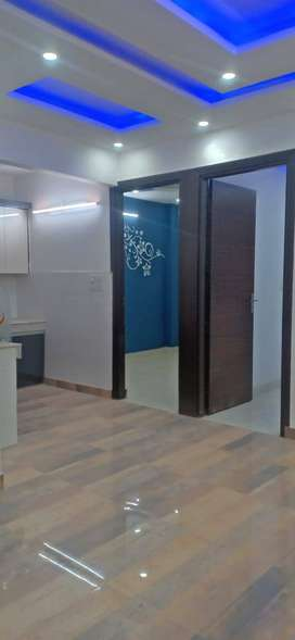3 bhk flat with modular kitchen & car parking 90% loan available