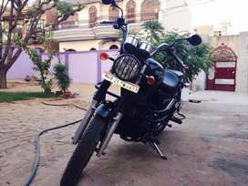 Royal Enfield Thunderbird 7900 Kms 2013 year
