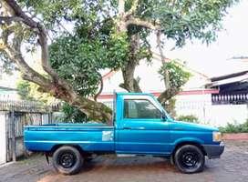 Toyota kijang pick up long th 90 buat kerja