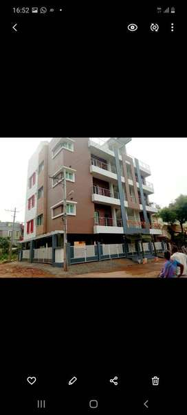 Newly Built 2BHK[Apartment] for rent Bogadi