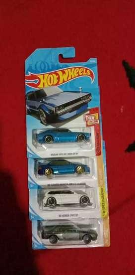 Hotwheels paket jdm