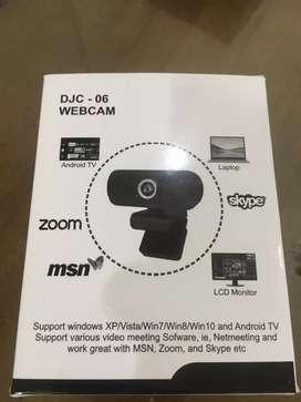 Web cam kamera FULL HD +mic jamin tidak kecewa no kaleng2 di pasaran